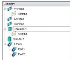 geometry_tree