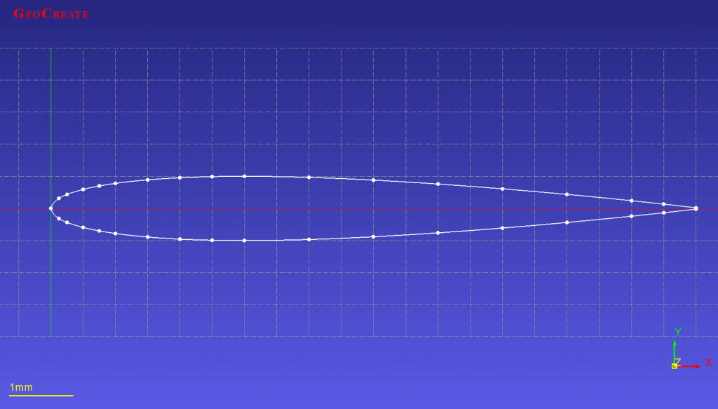 Import sketch profile
